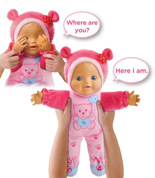 VTech Baby Amaze  Peek  Learn Doll