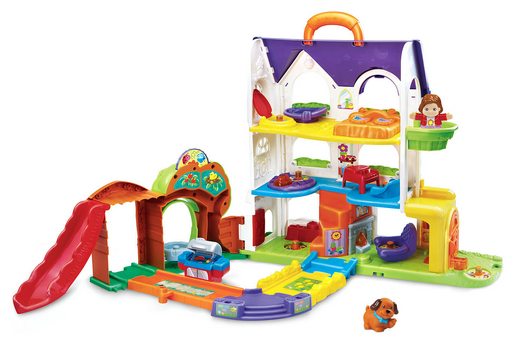Go Go Smart Friends Busy Sounds Discovery Home
