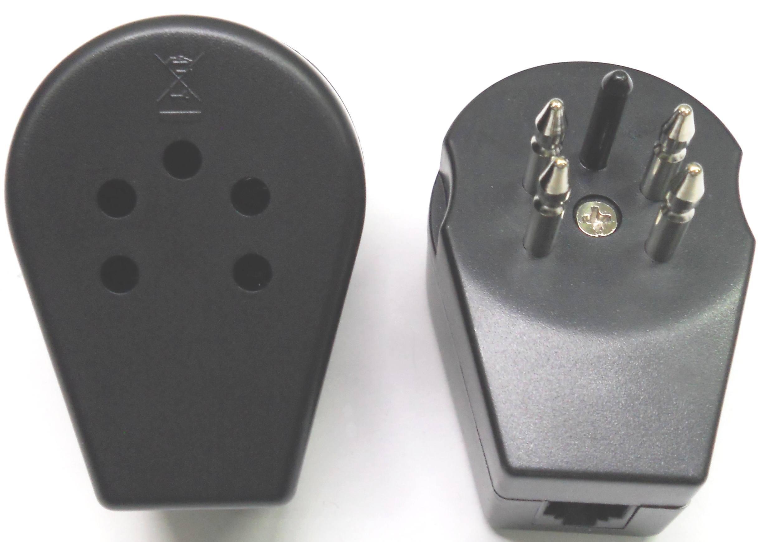 telephone plug