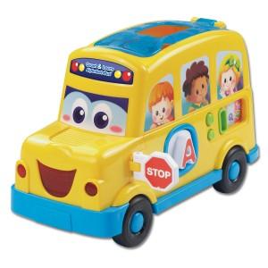 Count & Learn Alphabet Bus™