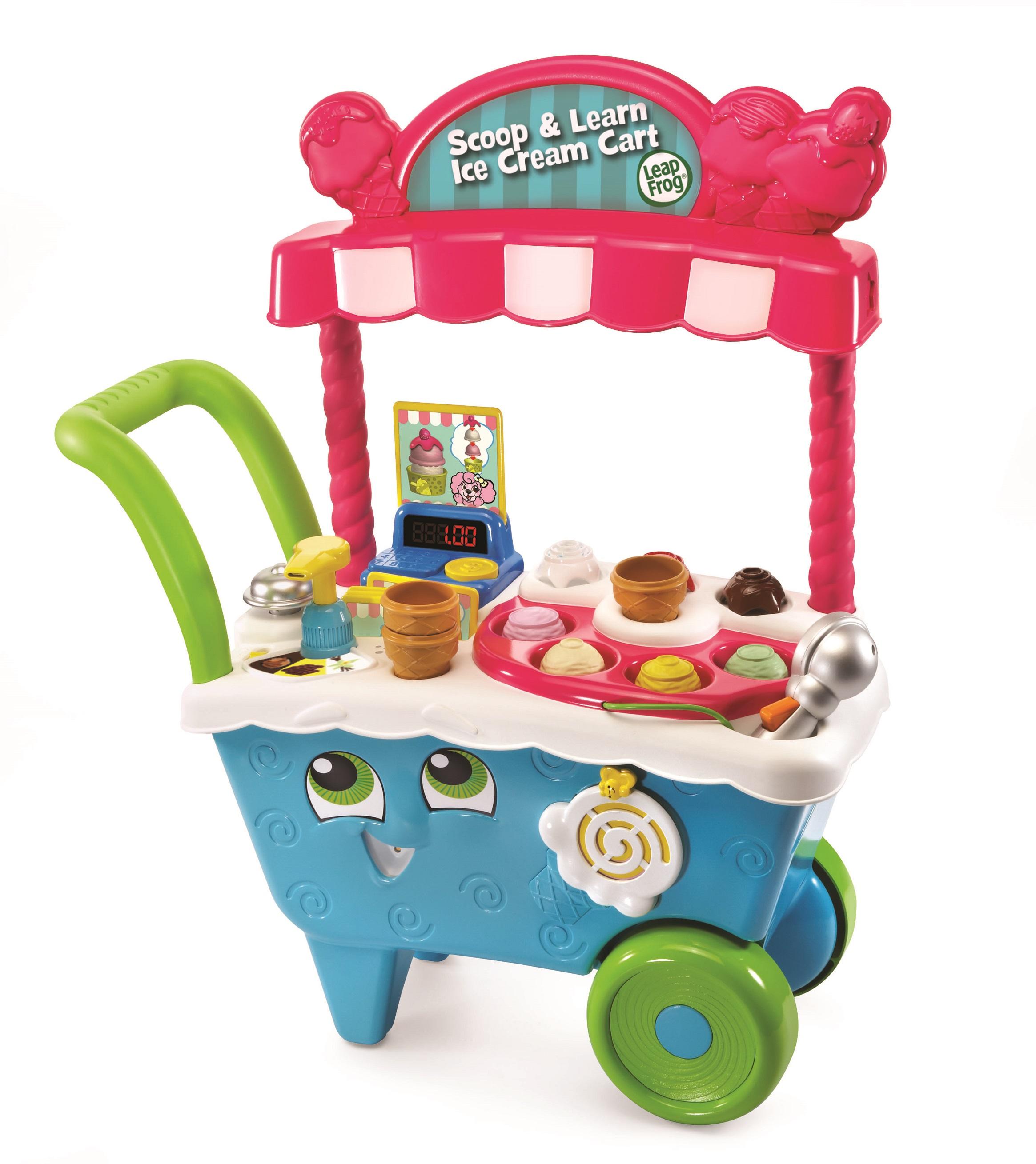 LeapFrog Scoop & Learn Ice Cream Cart_original