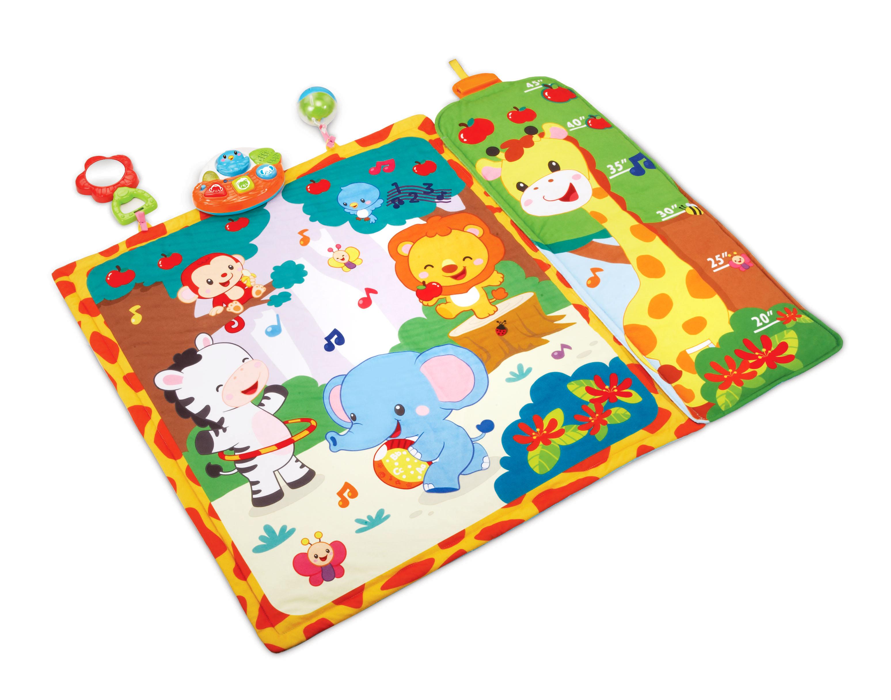 VTech Giggle & Grow Jungle Playmat_original